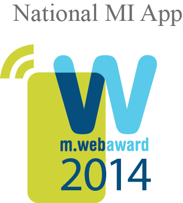 national mi app logo