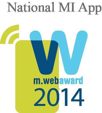 national mi app logo